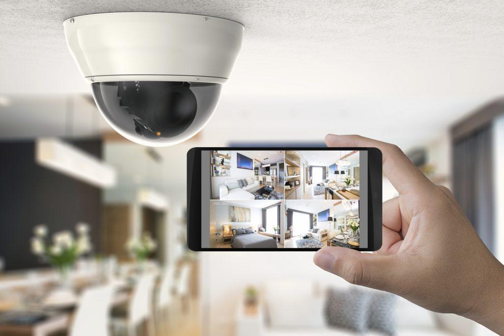 Slimme camerabeveiliging: de bescherming voor uw bedrijfspand