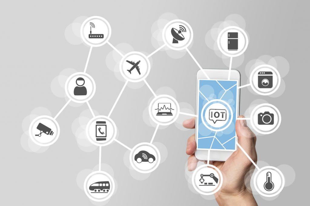 'Internet of Things' verkeersbord?