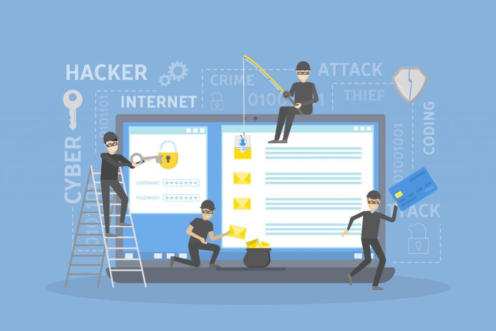 Zo voorkomt u cybercriminaliteit