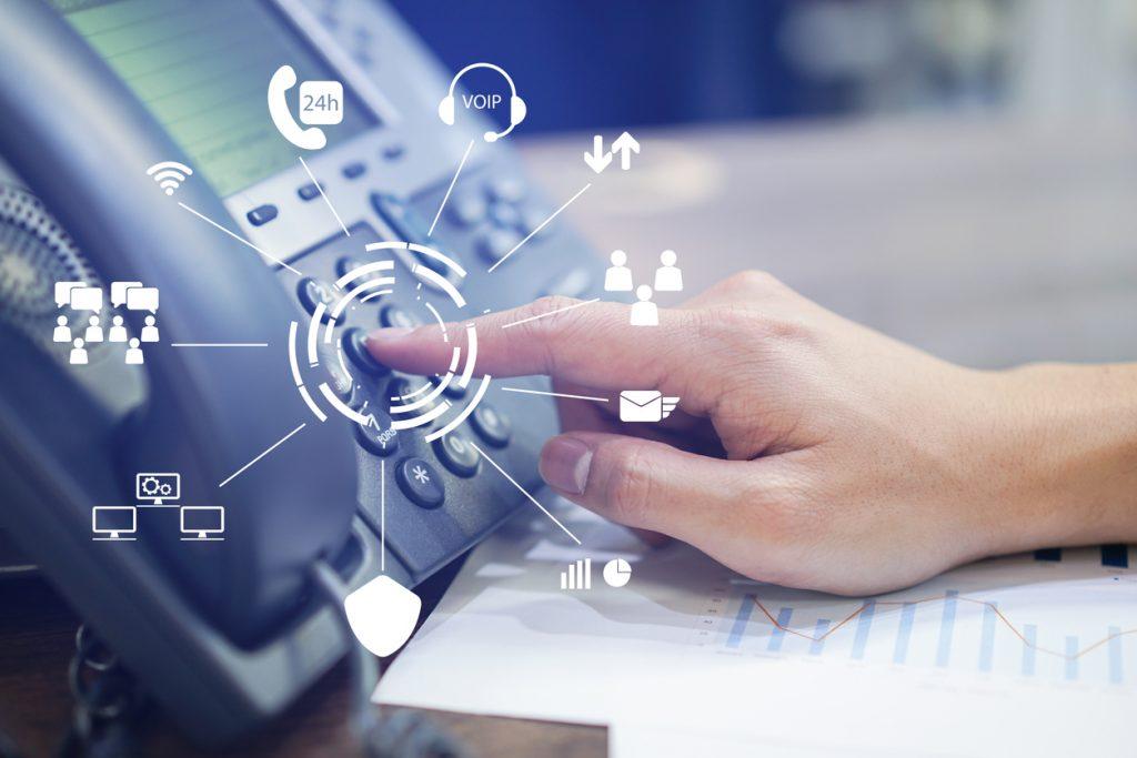 Met VoIP telefonie is meer mogelijk